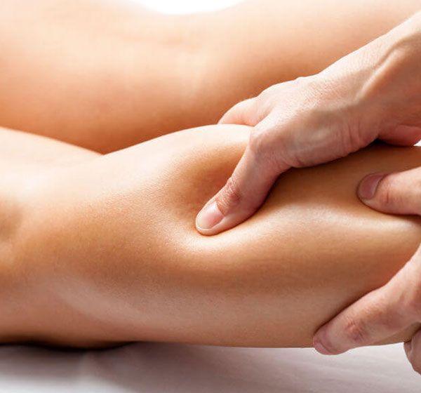 Massaggio Defaticante Gambe