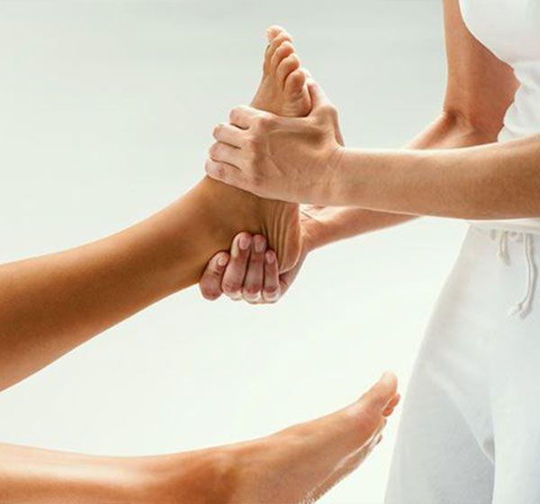 Massaggio Piedi Leggeri