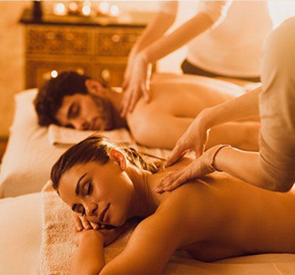 Massaggio Romantico di Coppia