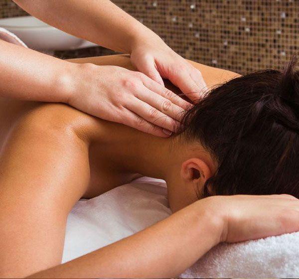 Massaggio Viso-Spalle-Cervicale